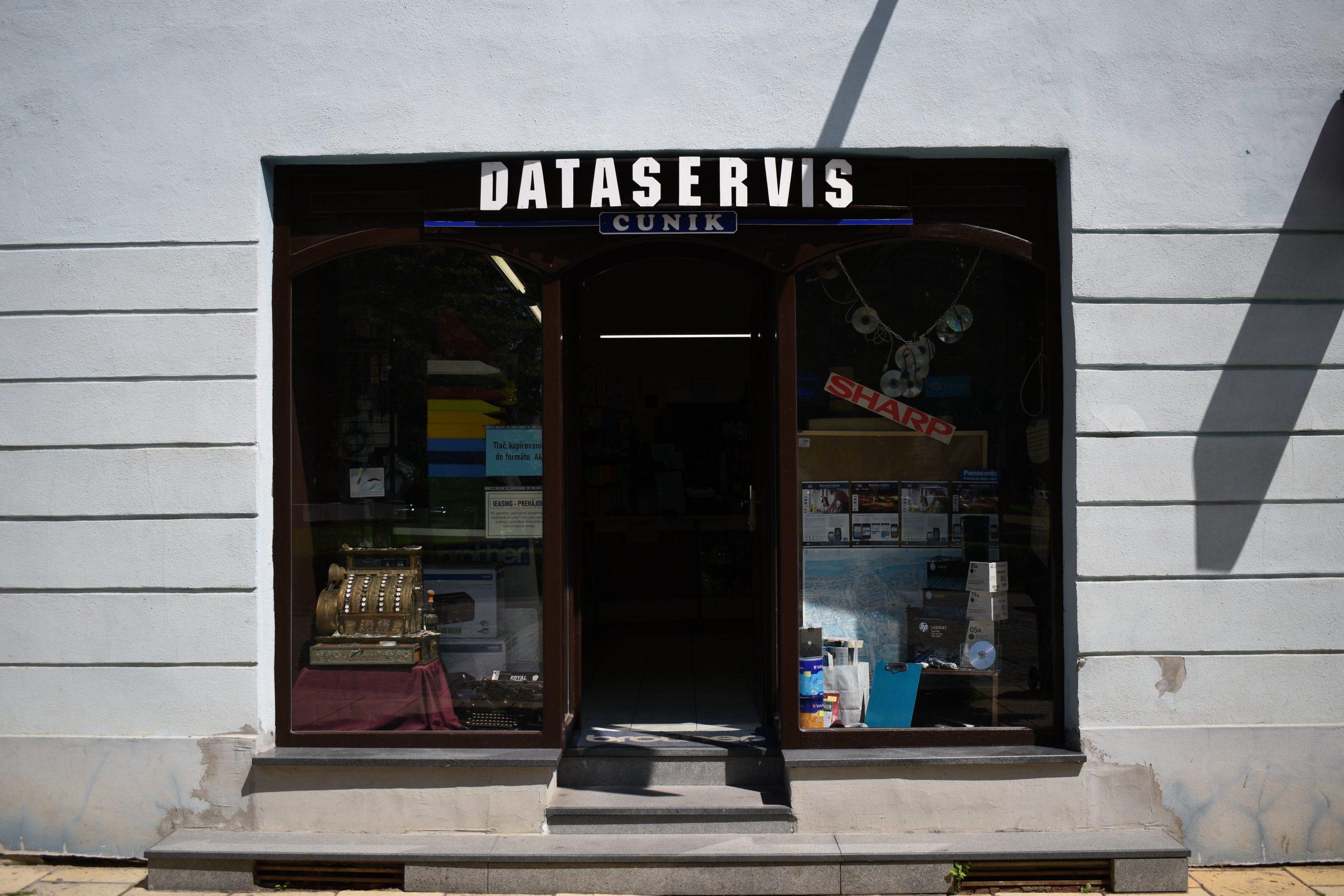 dataservis predajna